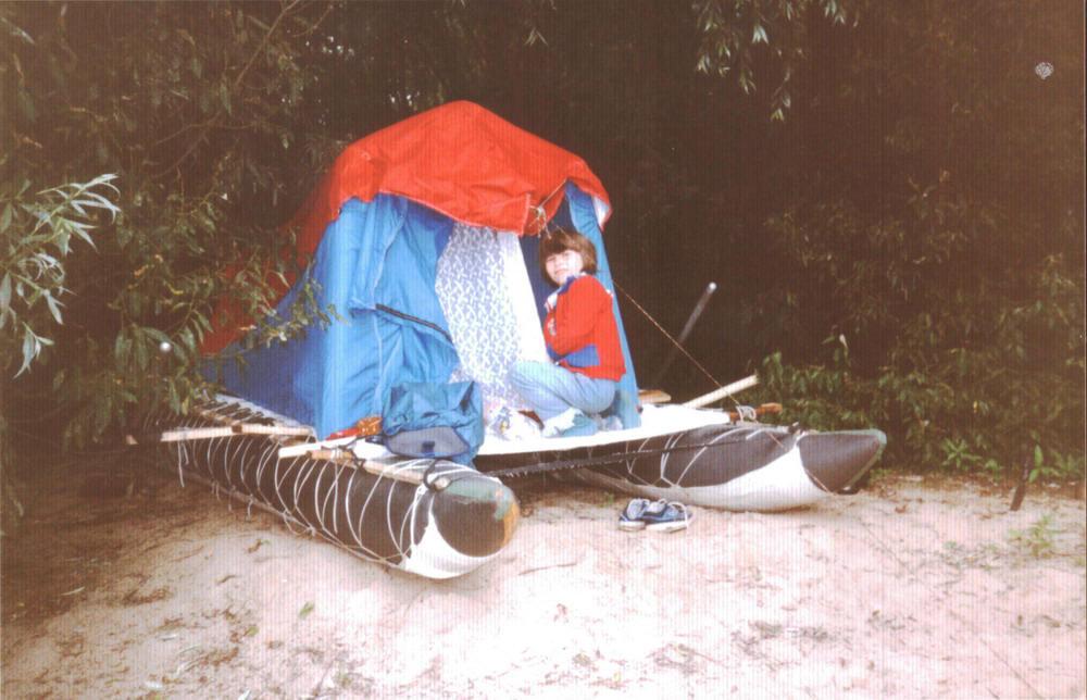 самодельное укрытия для рыбалки